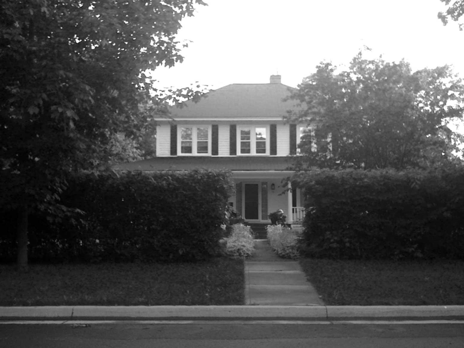 Sharon Pollock's Home