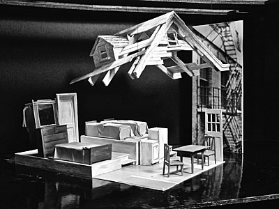 Death of a Salesman - Set Design