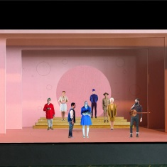 Rose Set Design by Lorenzo Savoini