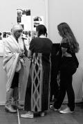 Jani Lauzon, Michaela Washburn, and Jessica Campbell-Maracle